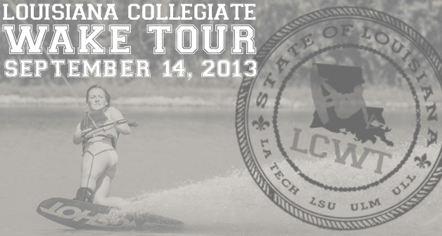 Louisiana Collegiate Wake Tour